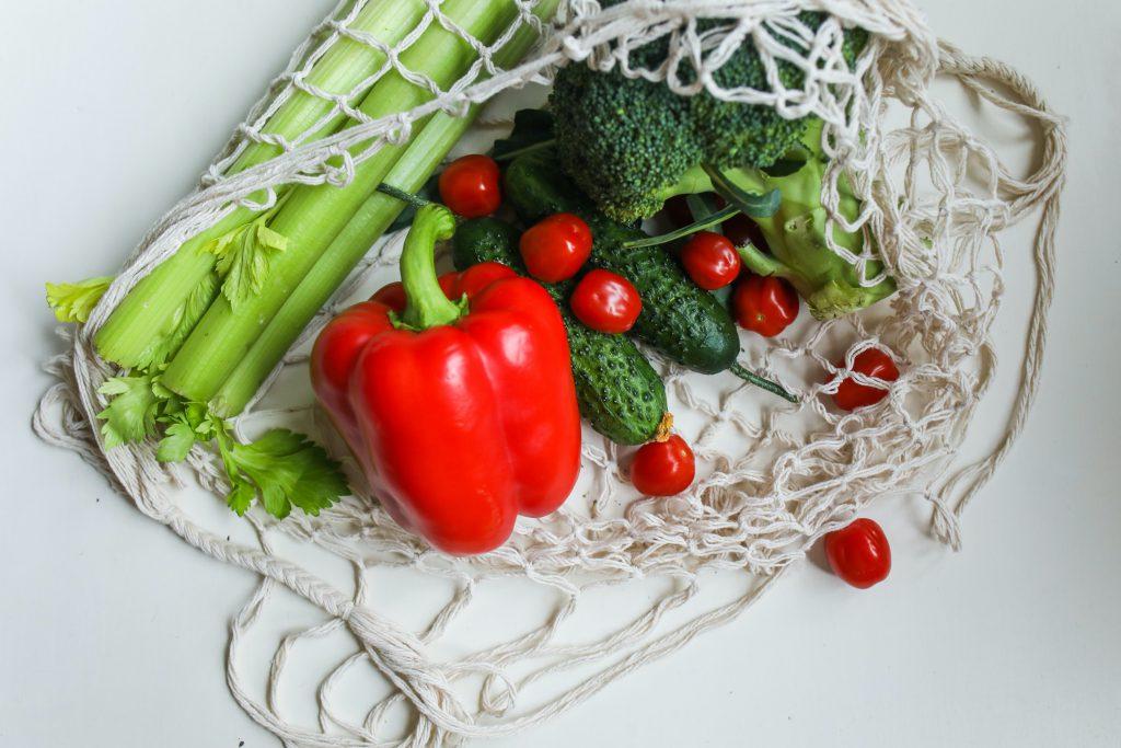 warzywa magnez